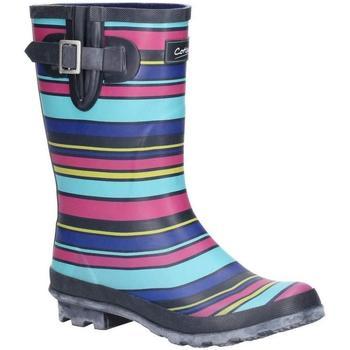 Chaussures Femme Bottes de pluie Cotswold  Multicolore