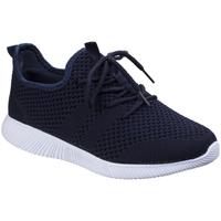 Chaussures Femme Baskets basses Divaz  Bleu marine