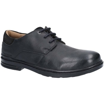 Chaussures Homme Derbies Hush puppies  Noir