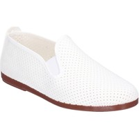 Chaussures Femme Slip ons Flossy  Blanc