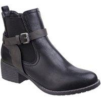 Chaussures Femme Boots Divaz  Noir