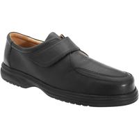 Chaussures Homme Mocassins Roamers Superlite Noir