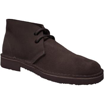 Chaussures Homme Boots Roamers  Marron foncé