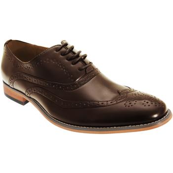 Chaussures Homme Richelieu Goor  Marron foncé