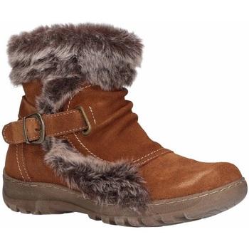 Chaussures Femme Bottes de neige Fleet & Foster  Marron
