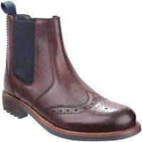 Chaussures Homme Boots Cotswold  Marron foncé