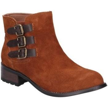 Chaussures Femme Boots Divaz  Marron