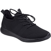 Chaussures Femme Baskets basses Divaz  Noir
