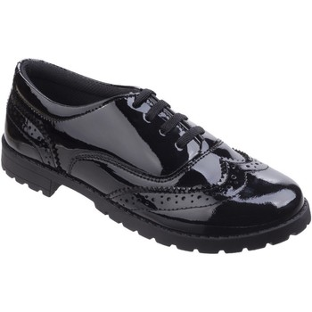 Chaussures Fille Richelieu Hush puppies  Noir