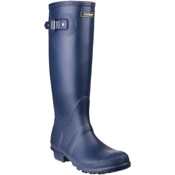 Chaussures Bottes de pluie Cotswold  Bleu marine
