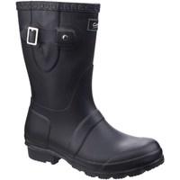 Chaussures Femme Bottes de pluie Cotswold  Noir