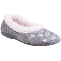 Chaussures Femme Chaussons Fleet & Foster Slip On Gris