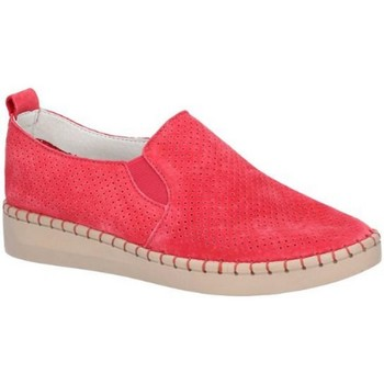 Chaussures Femme Slip ons Fleet & Foster  Rouge