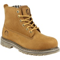 Chaussures Femme Boots Amblers FS103 Marron