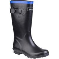 Chaussures Enfant Bottes de pluie Cotswold  Noir / bleu