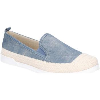 Chaussures Femme Slip ons Fleet & Foster  Denim