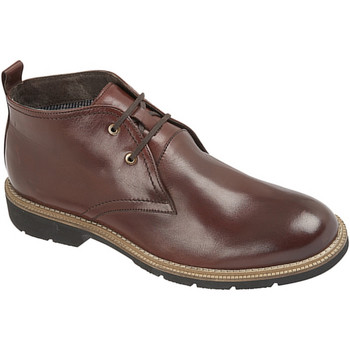 Chaussures Homme Bottes Roamers  Oxblood