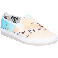 Chaussures Femme Slip ons Flossy  Beige