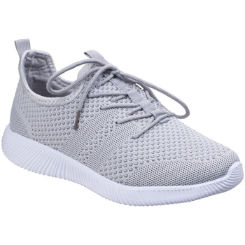 Chaussures Femme Baskets basses Divaz  Gris