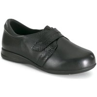 Chaussures Femme Mocassins Calzamedi PEAU DOUCE BLACK