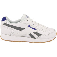 Chaussures Homme Baskets basses Reebok Sport Baskets Cuir Royal Glide blanc