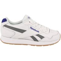 Chaussures Homme Baskets basses Reebok Sport Baskets Cuir Royal Glide blanc