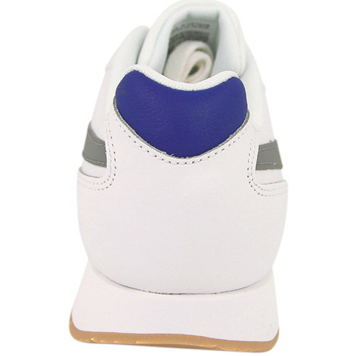 Reebok Sport Baskets Cuir Royal Glide blanc - Chaussures Baskets basses Homme 44,90 €.