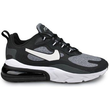 Chaussures Homme Baskets basses Nike Air Max 270 React Noir Noir
