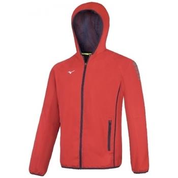 Vêtements Homme Blousons Mizuno Veste rouge/noir