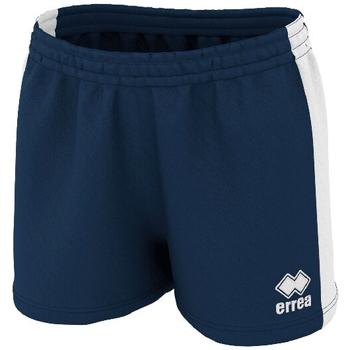 Vêtements Femme Shorts / Bermudas Errea Short femme  Carys 3.0 bleu marine