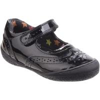 Chaussures Fille Ballerines / babies Hush puppies  Noir