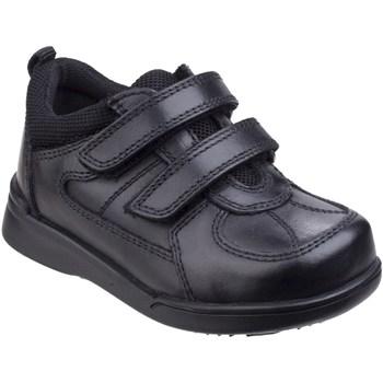 Chaussures Garçon Baskets basses Hush puppies  Noir