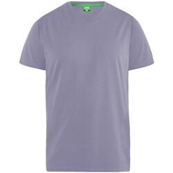 Vêtements Homme T-shirts manches courtes Duke Signature Violet clair