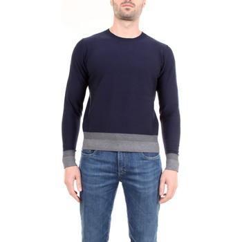 Vêtements Homme Pulls Diktat DK67030 bleu