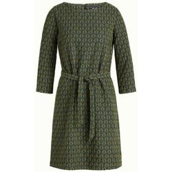 Vêtements Femme Robes courtes King Louie Robe Zoe Uptown Dragonfly Green Vert