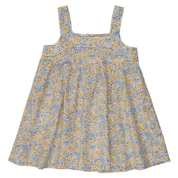 Vêtements Fille Robes courtes Cyrillus ELODIE Multicolore
