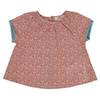 Vêtements Fille Tops / Blouses Cyrillus  EMELINE Multicolore