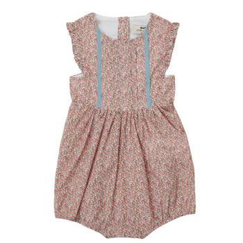 Vêtements Fille Combinaisons / Salopettes Cyrillus  EVONNE Multicolore