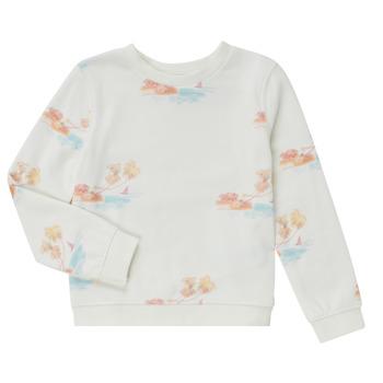 Vêtements Fille Sweats Cyrillus  FLAVIANNA Blanc