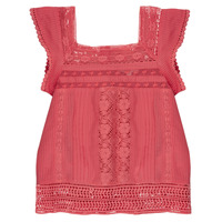 Vêtements Fille Tops / Blouses Cyrillus FIGARO Rouge