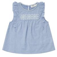 Vêtements Fille Tops / Blouses Cyrillus  FRANCINE Bleu