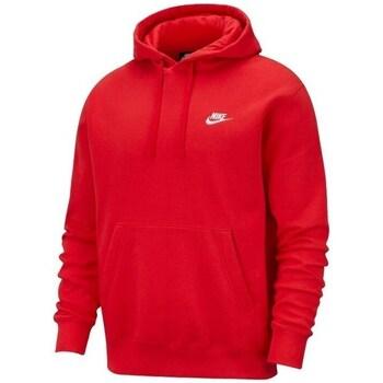 Vêtements Homme Sweats Nike M Nsw Club Hoodie PO BB Rouge