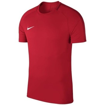 Vêtements Homme T-shirts manches courtes Nike Dry Academy 18 Rouge
