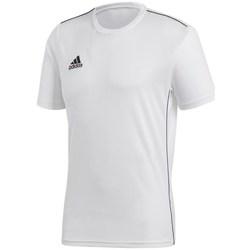 Vêtements Homme T-shirts manches courtes adidas Originals Core 18 Blanc