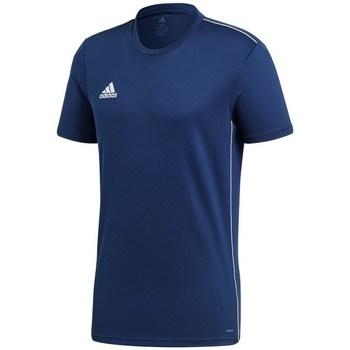 Vêtements Homme T-shirts manches courtes adidas Originals Core 18 Bleu marine