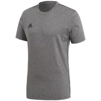 Vêtements Homme T-shirts manches courtes adidas Originals Core 18 Graphite