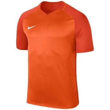 Vêtements Homme T-shirts manches courtes Nike Dry Trophy Iii Jersey Rouge