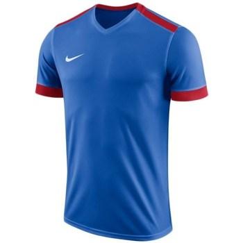 Vêtements Homme T-shirts manches courtes Nike Dry Park Derby II Jersey Bleu