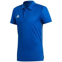 Vêtements Femme Polos manches courtes adidas Originals Core 18 Bleu marine