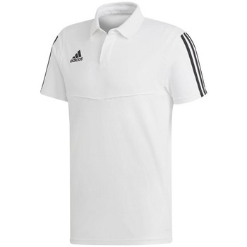 Vêtements Homme Polos manches courtes adidas Originals Tiro 19 Blanc